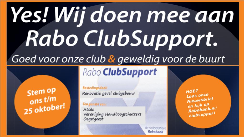 Rabo Wensenfonds heet voortaan Rabo ClubSupport